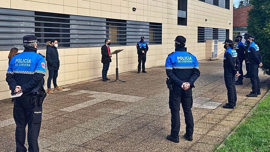 """""""Las condiciones laborales en Corvera son pésimas"""", critican agentes policiales"""