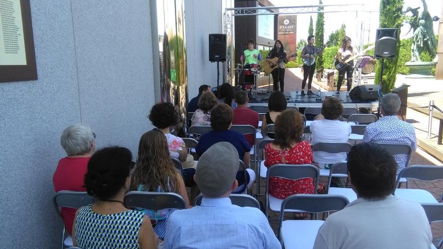 """El Museo del Vino 'Pagos del Rey' retoma su agenda cultural con los """"Domingos Frissé"""""""