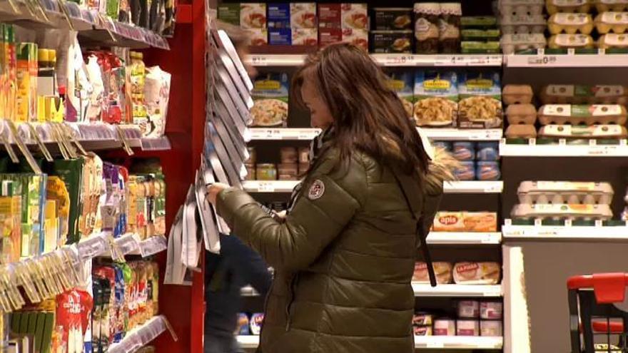 Garzón anuncia un nuevo sistema de etiquetado para fomentar una dieta saludable