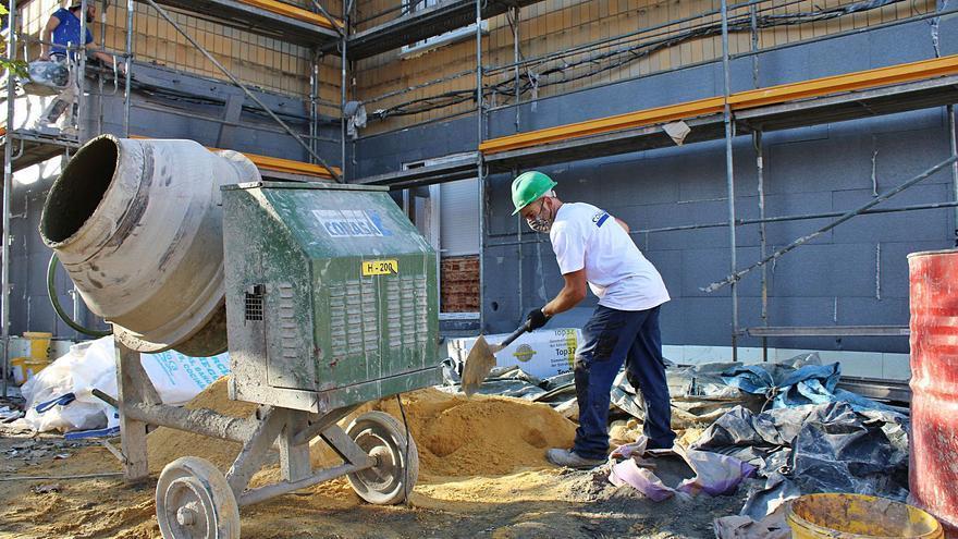 La regeneración del barrio San José, ejemplo para Europa, terminará en junio