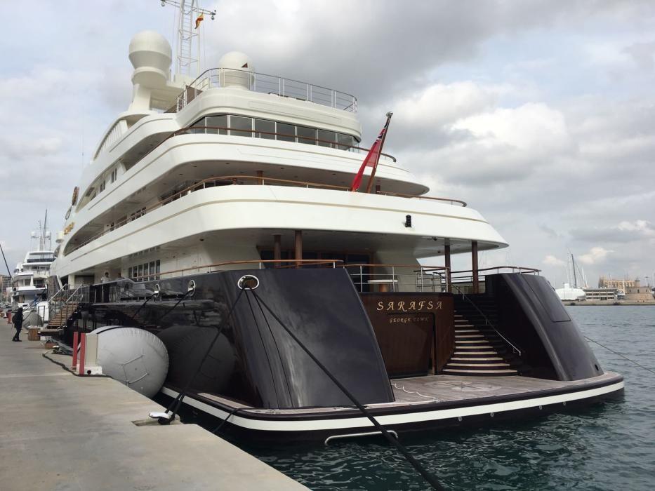 Yacht Sarafsa Palma Mallorca