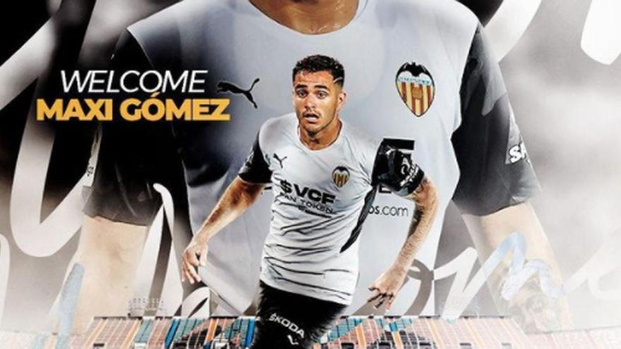 Maxi confirma su cambio de agentes... mientras suena el Barça