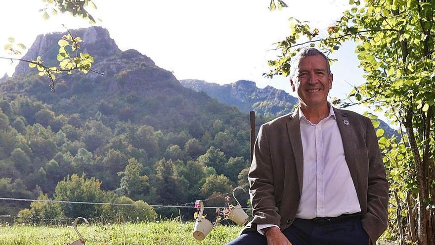"""""""Asturias tiene futuro, es una zona perfecta para que lo urbano y lo rural converjan"""""""