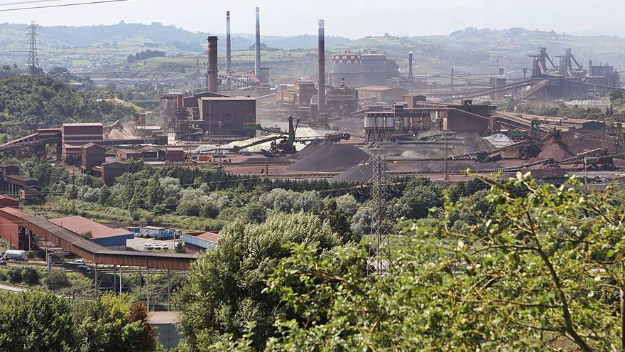 Arcelor quiere captar fondos de la UE para sus plantas de Alemania, Francia y Bélgica