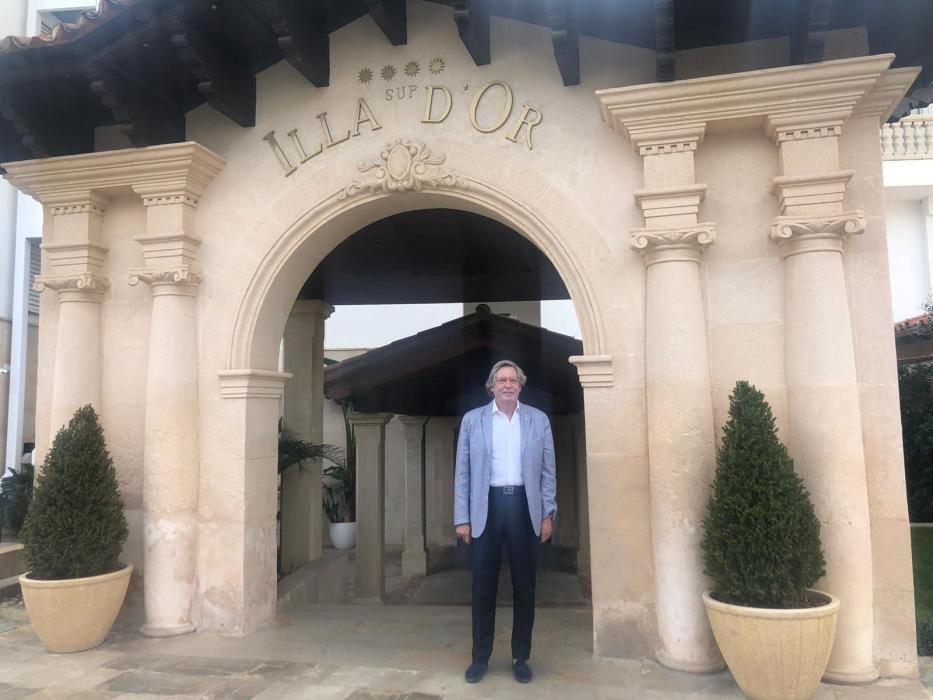 Antonio Garau, consejero delegado del hotel Illa d'Or