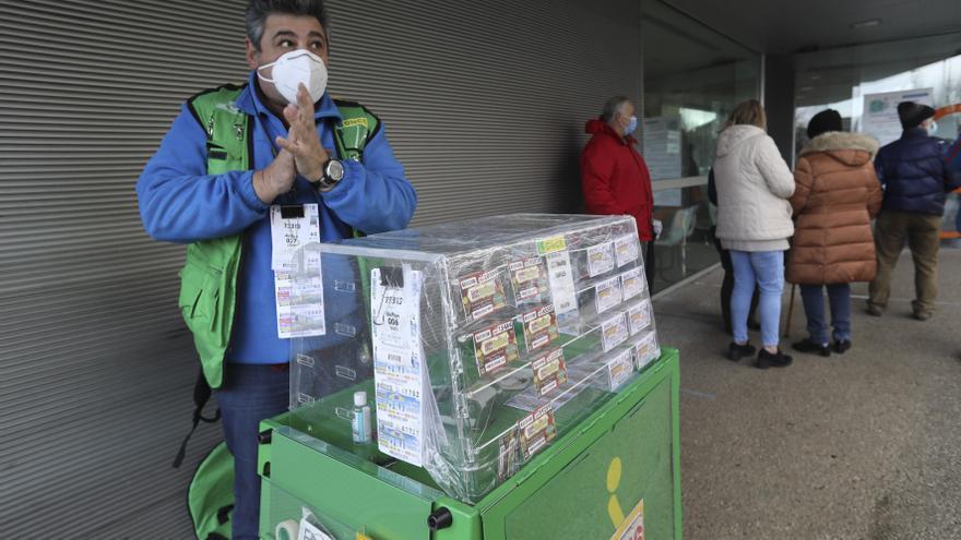 El Cuponazo de la Once deja casi un millón de euros en Avilés