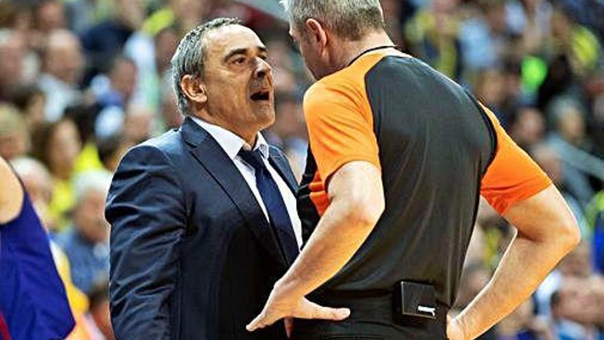 El Fenerbahçe bat al final un Barça dirigit per Ricard Casas