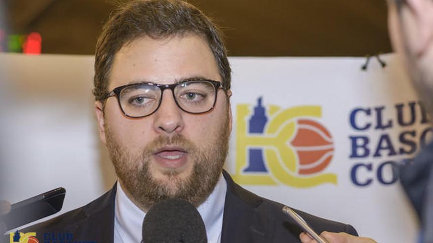 Sergio García, nuevo entrenador del Leyma