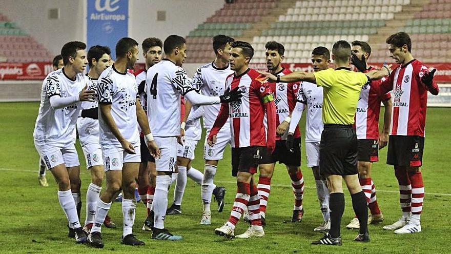 El Zamora CF prepara su visita al rival más goleado, el Salamanca UDS