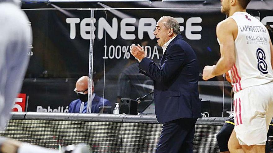 """Txus Vidorreta se queja de que el Real Madrid juega """"con impunidad"""""""