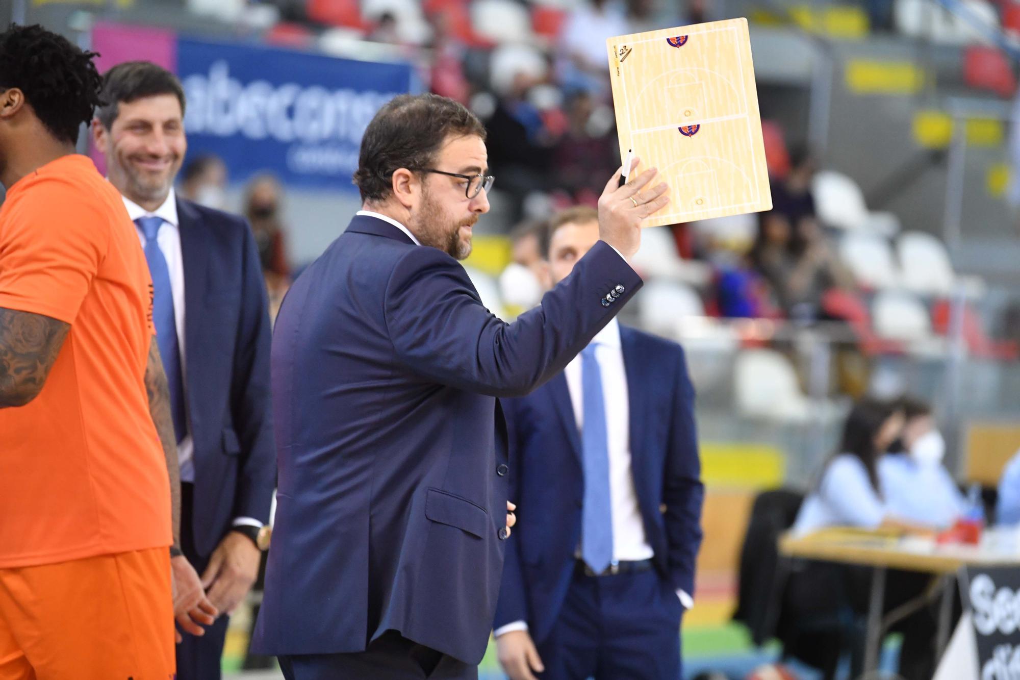 El Leyma cae ante el Valladolid (80-81)