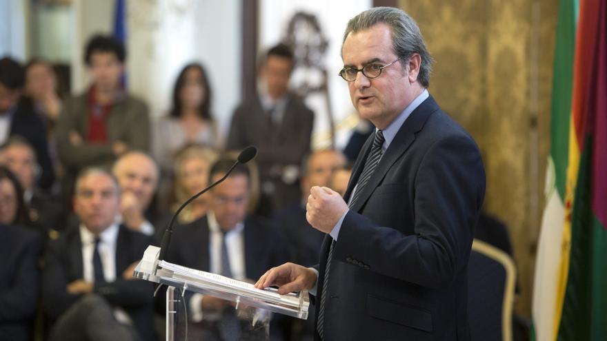Juan Antonio Vigar, director del Festival de Cine de Málaga