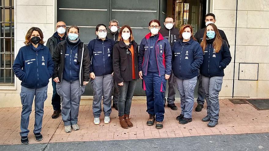 Rotglà i Corberà contrata a 32 personas en dos talleres y tres programas