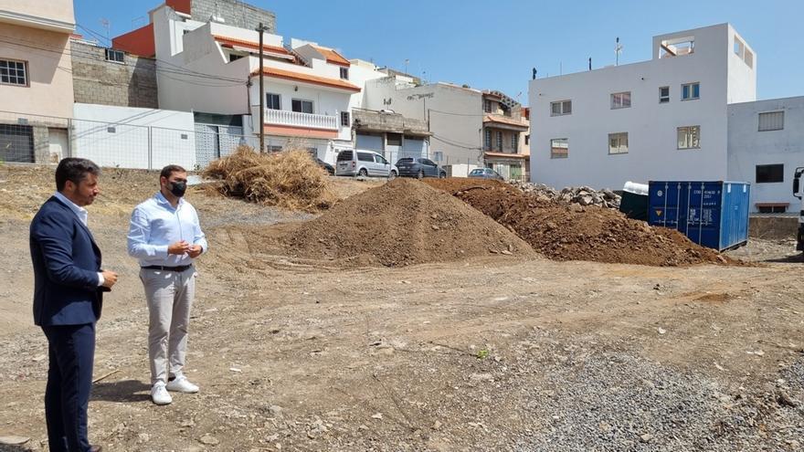 La Piterita contará con una plaza de más de 1.000 metros cuadrados