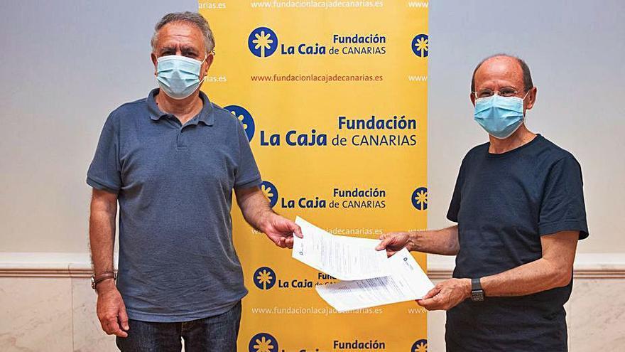 La Fundación La Caja de Canarias renueva su apoyo económico