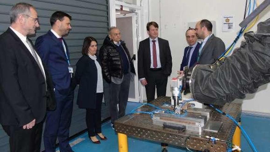 Aimen testará procesos nuevos de tecnología laser para la industria del sur de Europa