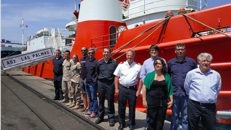 Spanische Marine sucht Wracks vor Mallorca