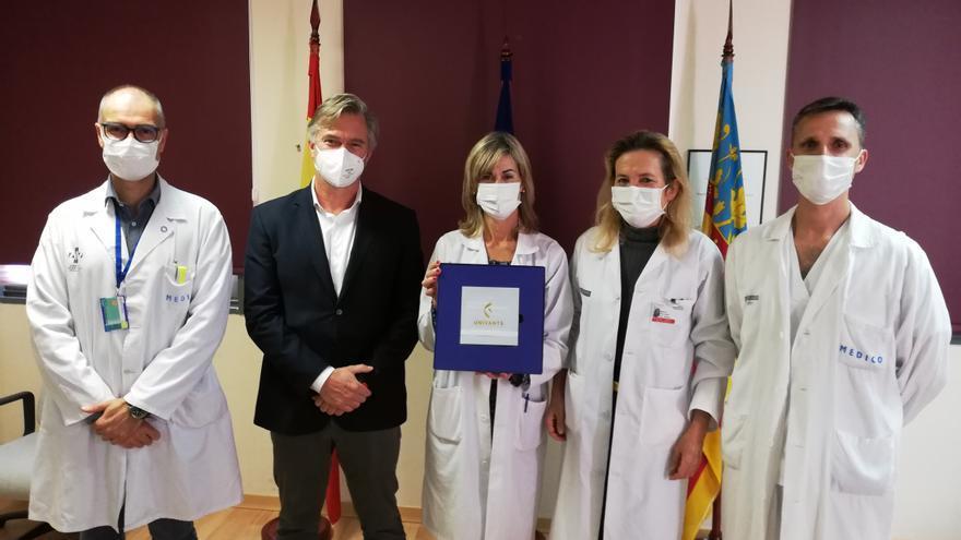 Premio internacional al Hospital de Sant Joan por un proyecto para la detección precoz de la diabetes