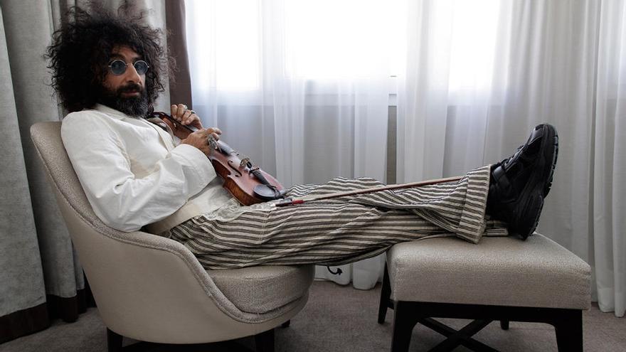 """Ara Malikian: """"Nunca habrá suficiente arte y música en los colegios"""""""