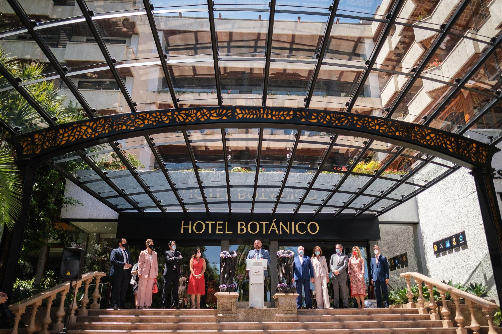 El 'nuevo' Hotel Botánico & The Oriental Spa Garden