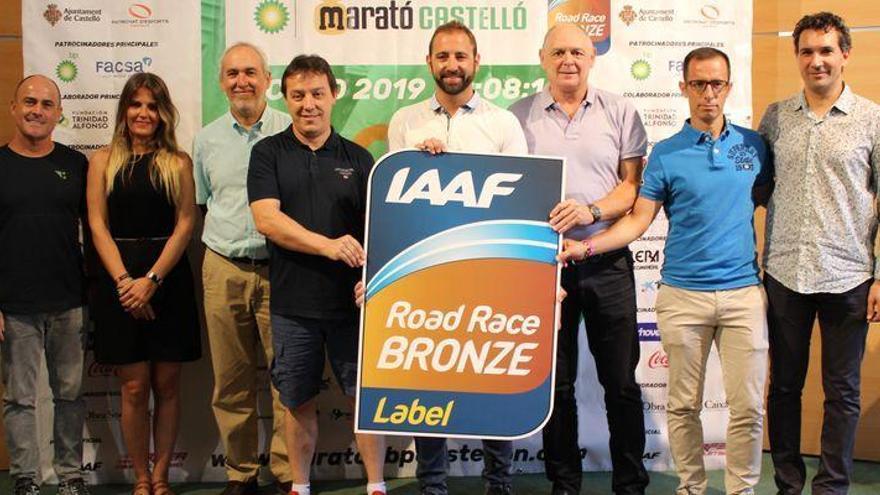 El Marató BP Castelló consigue la Etiqueta Bronce de la IAAF