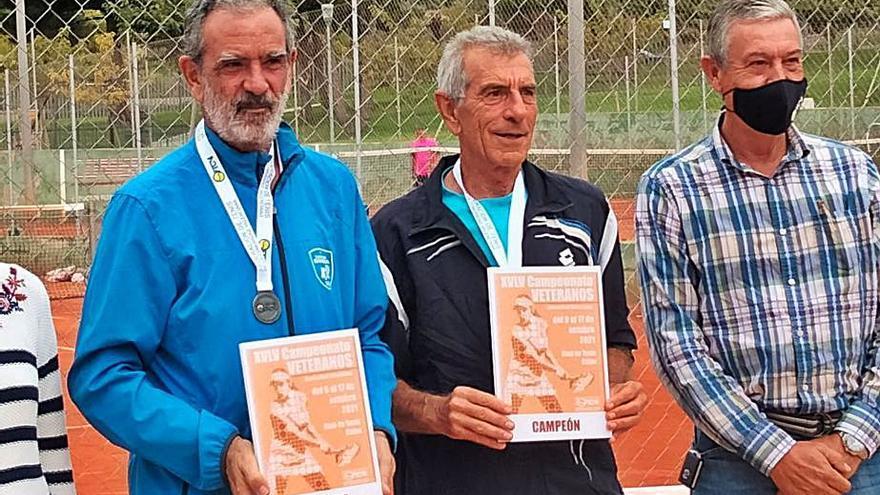 Javier Gil, subcampeón autonómico
