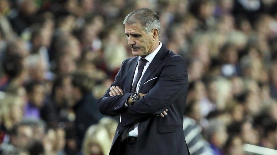 Paco Herrera reconoce que el Elche tiene jugadores «muy importantes»