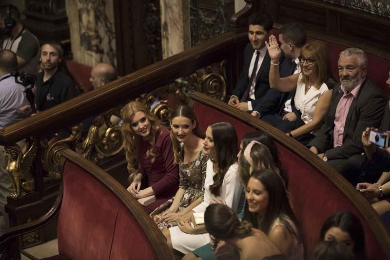 Proclamación de las falleras mayores de València 2020