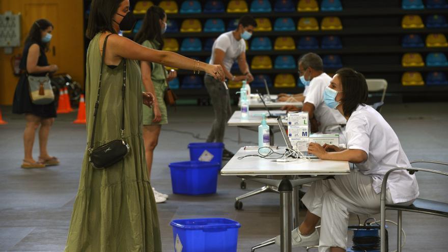 El cribado masivo de Fuengirola detecta siete positivos entre los 150 asistentes
