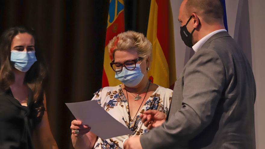 Homenaje de la Generalitat a los municipios de la Vega Baja un año después de la DANA en Orihuela