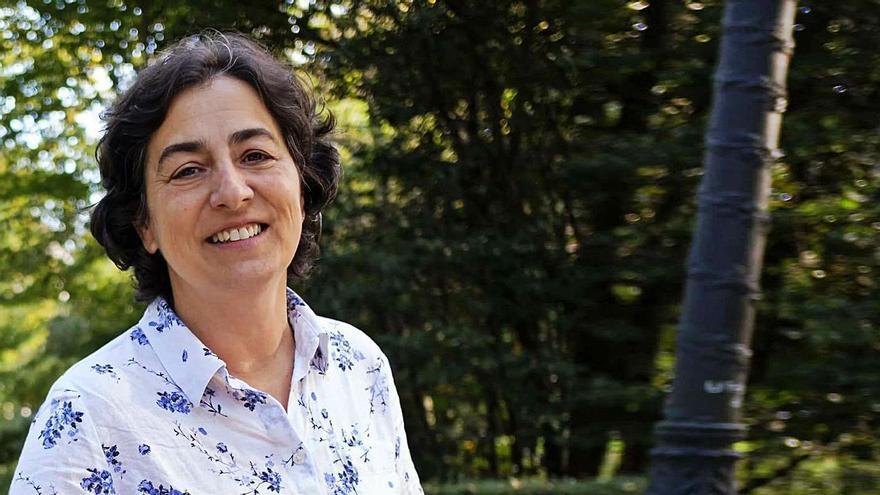 """Marián Moreno: """"La coeducación es la base para una sociedad igualitaria"""""""