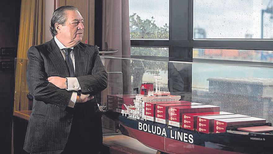 El desembarco de Boluda en Concasa acelera la ampliación del puerto de Cádiz