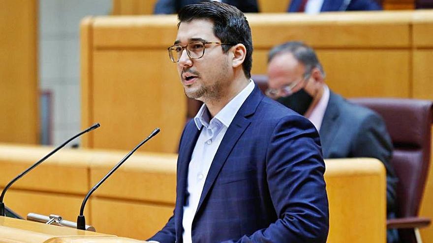 El Senado acepta la iniciativa de ASG para distribuir mejor a los menores migrantes
