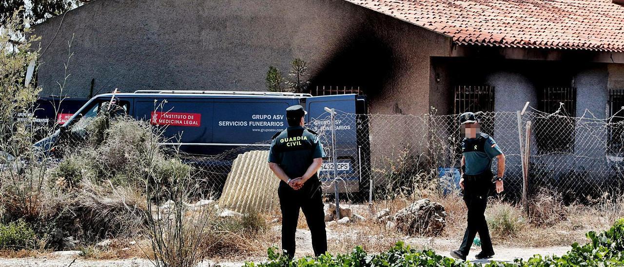 Día del juicio del hombre que mató en Torrevieja al hijo de diez años de su pareja. | ANTONIO AMORÓS