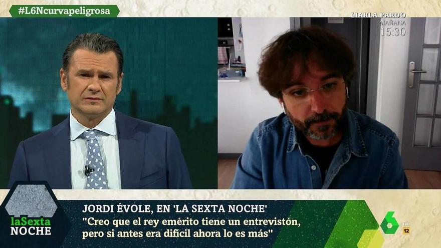 """Jordi Évole, a los políticos: """"Si no son capaces de sacar los Presupuestos, que se vayan todos"""""""