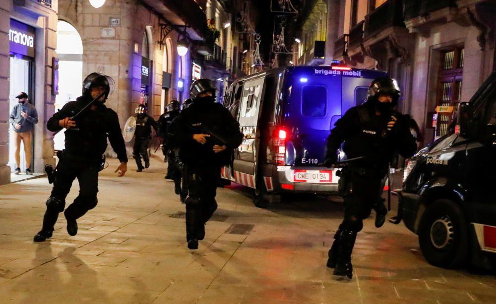 Aldarulls a Barcelona