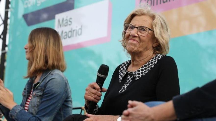 Les esquerres guanyarien la batalla electoral de Madrid, segons un sondeig de Telemadrid
