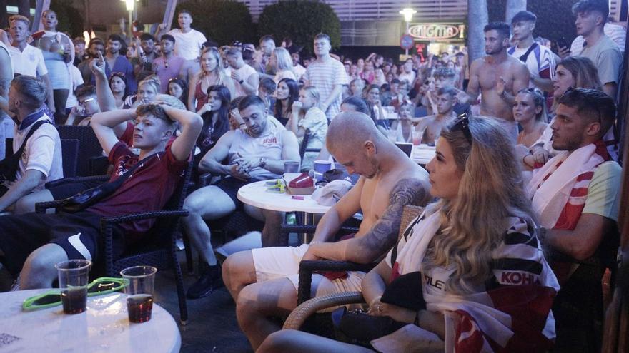 So erlebte Mallorca das Endspiel der Fußball-Europameisterschaft