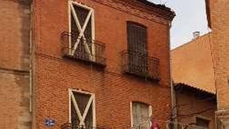 Protección de la fachada.