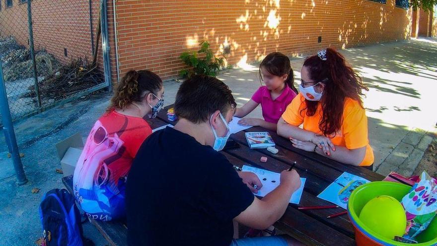 Alfafar inicia los talleres para menores con necesidades educativas especiales
