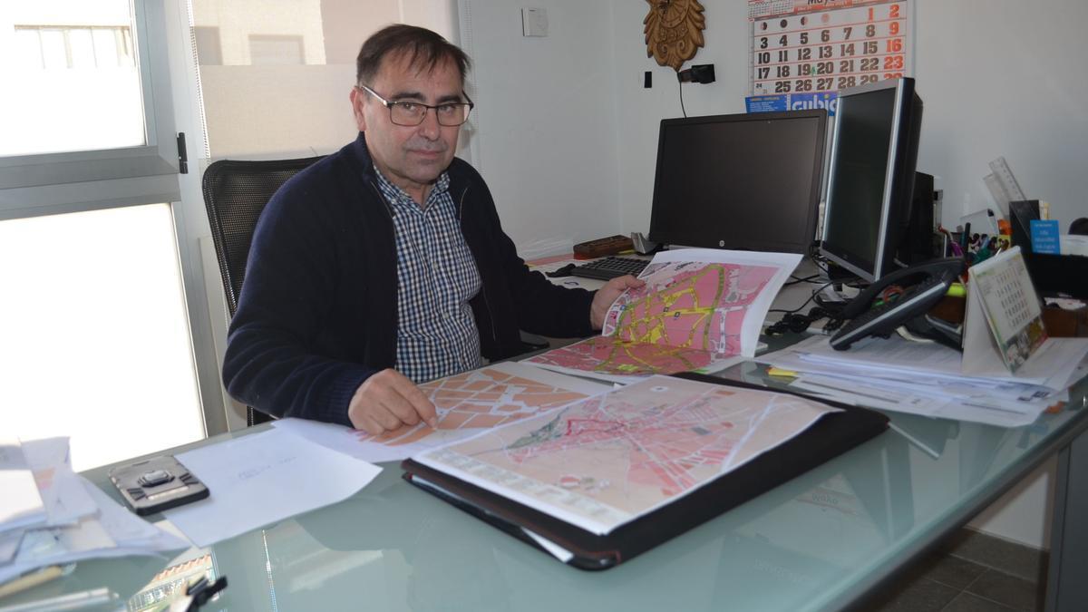 Concejal de Seguridad Ciudadana, Fernando Marcos. / E. P.