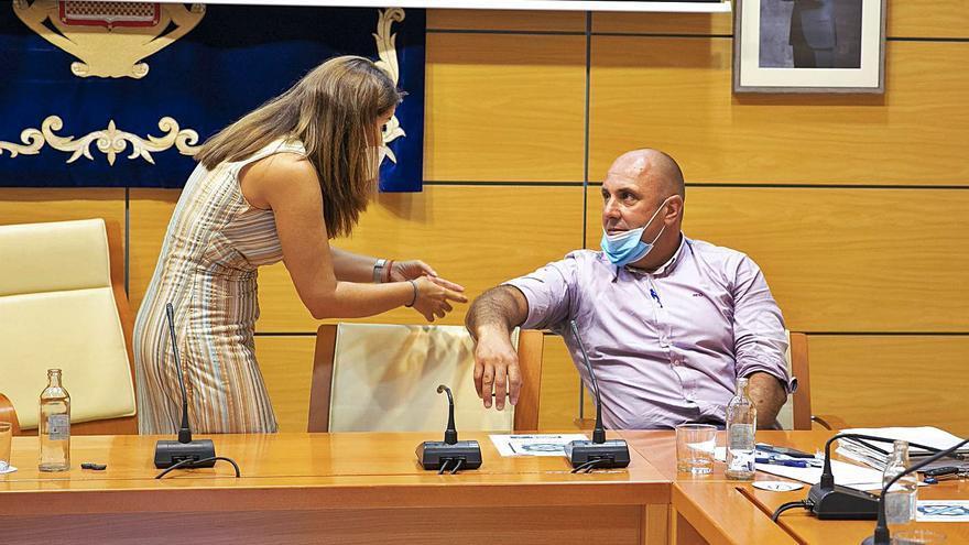 Nueva Canarias bloquea el acceso de Sergio Lloret a la presidencia del Cabildo