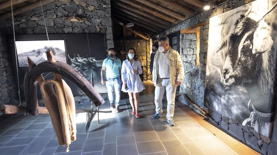 El Ecomuseo de El Tanque recibe casi 6.200 visitantes hasta julio