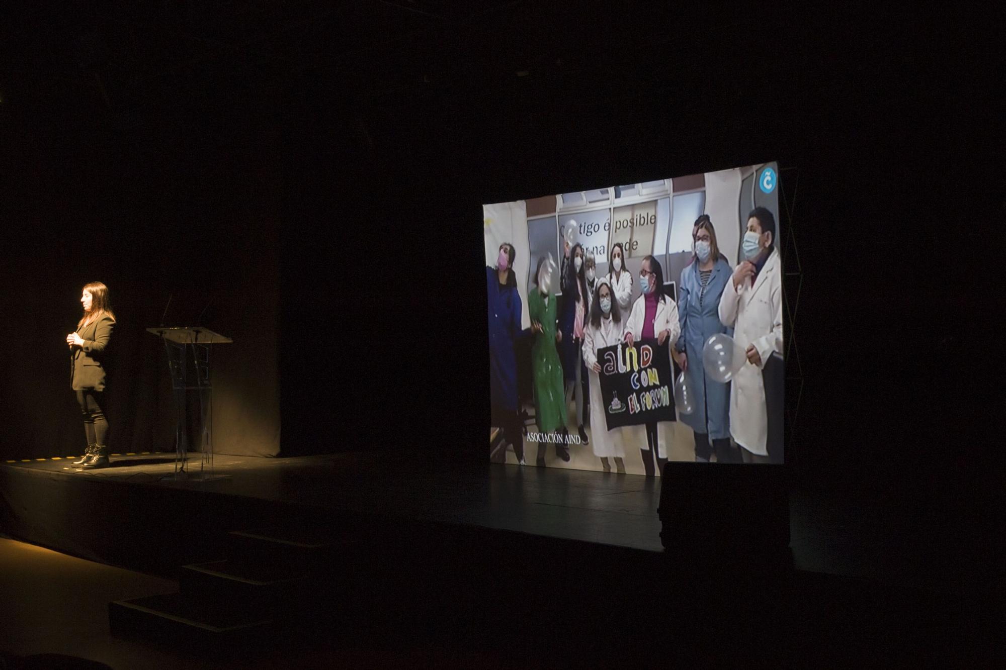 Acto de celebración por el 25 aniversario del Fórum Metropolitano