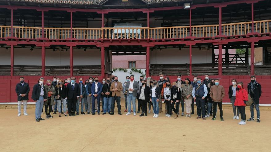 La cultura taurina de Toro, ejemplo para alumnos de un curso de periodismo
