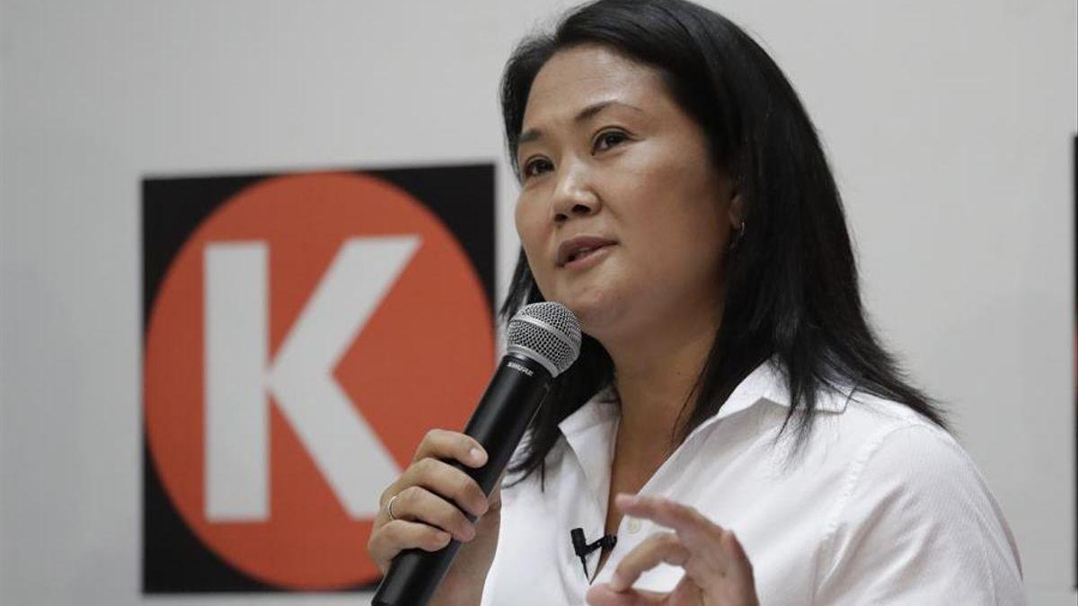 """Vargas Llosa pide votar a Keiko Fujimori por ser """"el mal menor"""""""