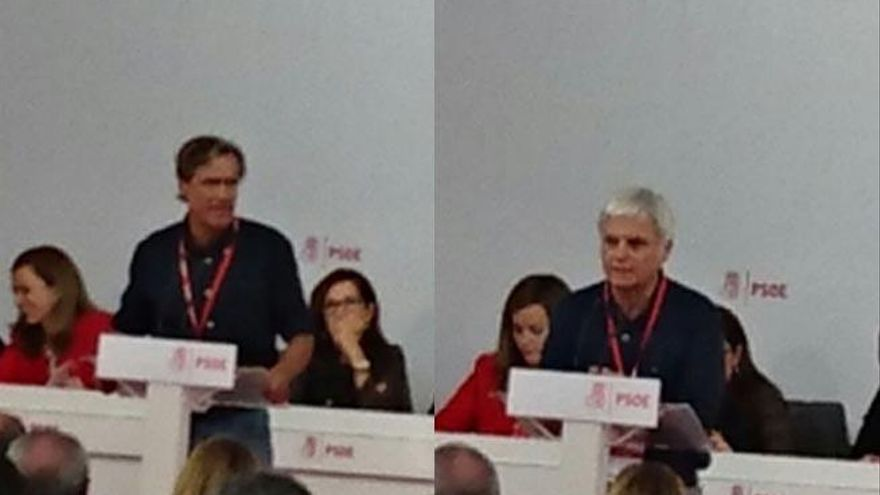 Los socialistas canarios, divididos en el Comité Federal