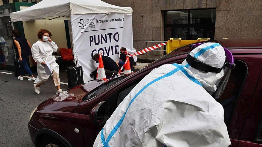 Galicia registra dos nuevas muertes y 251 positivos por Covid en solo 24 horas