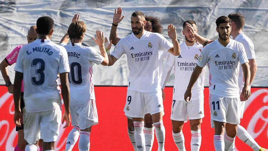 "Reial Madrid: Zidane: ""Necessitàvem el gol de Hazard"""