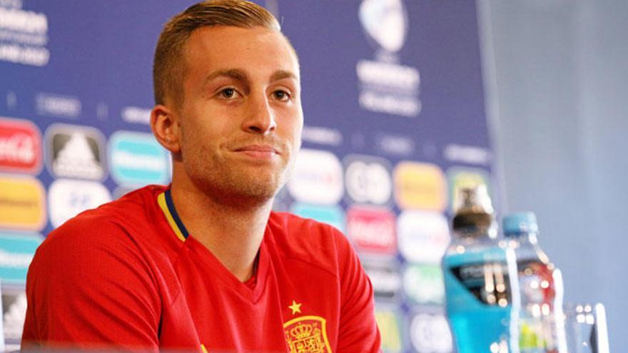 El Barcelona ejerce la opción de recompra por Deulofeu